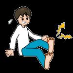 足の指が痛い理由や原因は?正しい対処療法で早期治療や予防を!