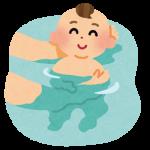 赤ちゃんの顔にブツブツが!5ヶ月目は湿疹が出る?