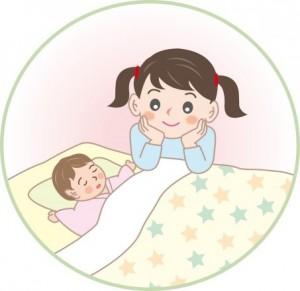 赤ちゃんの寝かしつけ方_2