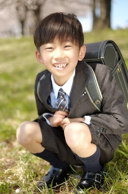 子供のスーツ_2