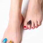 足の指にはめる指輪|トゥリングの持つ深い意味とは?