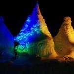 層雲峡氷瀑まつりとはどんな祭り?何か見所はある?