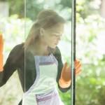 ガラスの掃除にピッタリな方法はコレ!ピカピカガラスをキープ!