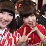 卒業式で袴を着る場合の髪型はどうするべき?