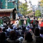 京都の時代祭が開催される日の交通規制はどんな感じ?