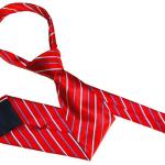 スーツのネクタイの基本的な締め方とは?結び方のコツはある?