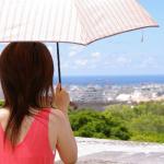 折りたたみ式日傘の使い心地はどんな感じ?選ぶ時のポイントは?
