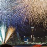 2017年のみなとこうべ海上花火大会の日程と花火見物に最適な穴場とは?