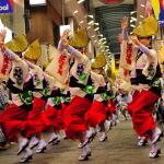 高円寺阿波踊りの2017年の気になる日程はいつ?その歴史は?